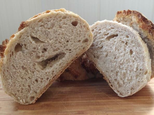 пшеничный хлеб на ржаной закваске сравнение методов запекания в духовке