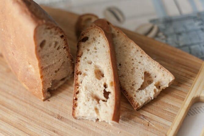 Ирландский солодовый хлеб