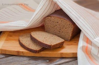 Бородинский хлеб - готовое блюдо по рецепту